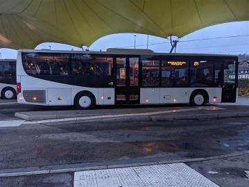 Busfahrerstreik: Fahrplan-Einschränkungen bis 13. Juni