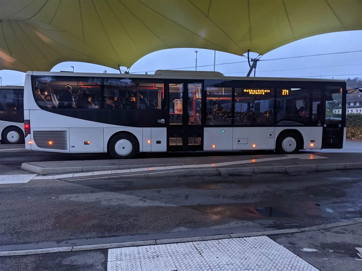 Ab 21. Juni: Westerwaldbus wieder von Streik betroffen