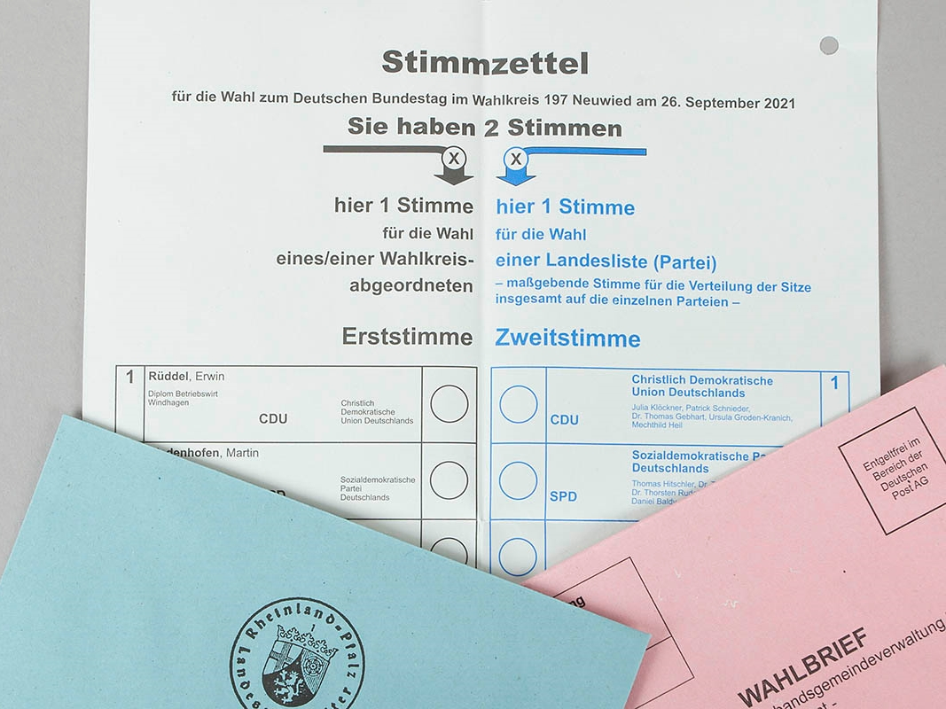 So hoch ist jetzt schon der Briefwähler-Anteil im Kreis Altenkirchen