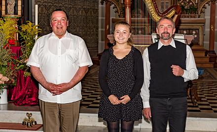 Benefiz-Konzert in St. Michael begeisterte