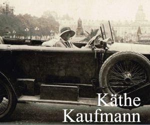 """Buchtipp: """"Käthe Kaufmann"""" von Britta Wirtz und Bernhard Wagner"""