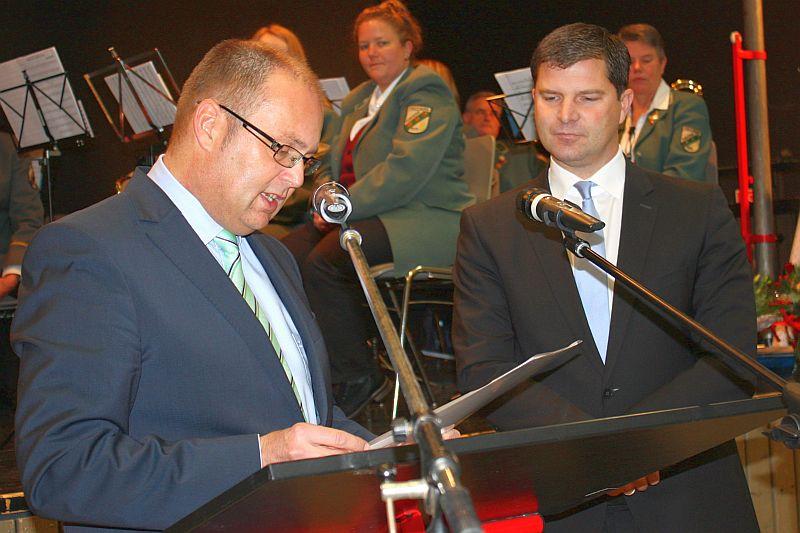Maik Köhler gibt bei Ernennung Vorschau auf seine Amtszeit