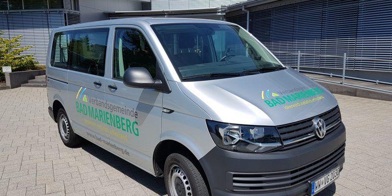 Bad Marienberger Bürgerbus rollt wieder