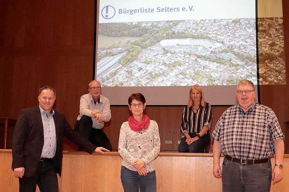 Bürgerliste Selters e.V. wählt neuen Vorstand