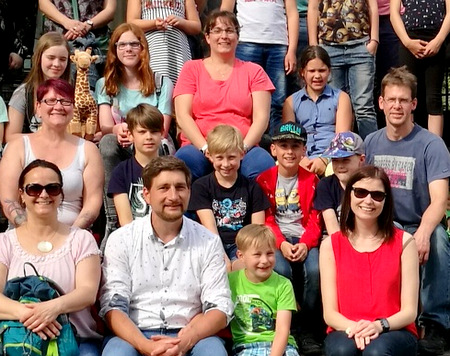 Tolle Familientagesfahrt in den Burgers Zoo erlebt