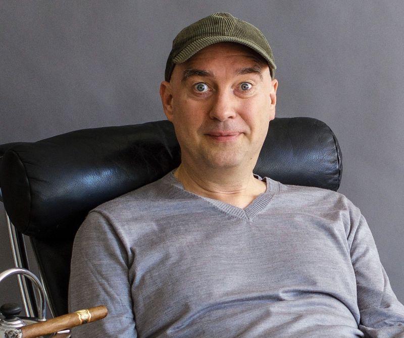 """Kabarettist HG Butzko hofft, am 10. April in der Stadthalle Montabaur sein aktuelles Programm """"echt jetzt"""" vorstellen zu können. Foto: Veranstalter"""