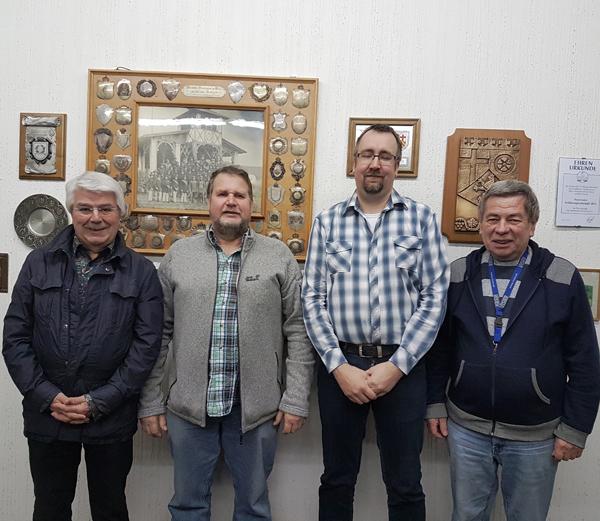 Jahreshauptversammlung der Neuwieder Schützengesellschaft