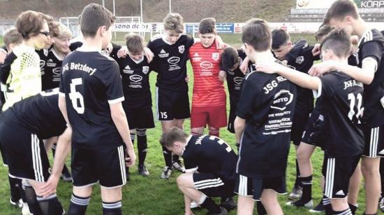 Starkes Wochenende des Betzdorfer Jugendfußballs