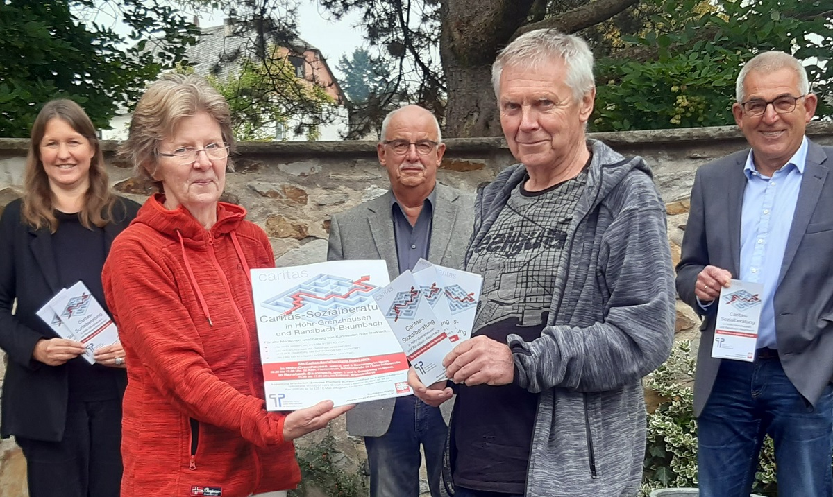 Caritas-Sozialberatung jetzt auch in Ransbach-Baumbach
