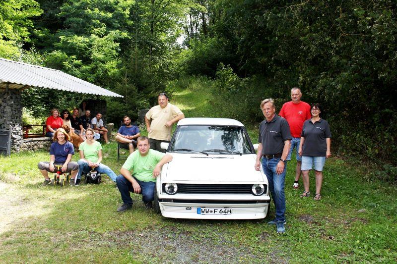 Wäller Car-Meeting bedenkt den Stöffel-Park