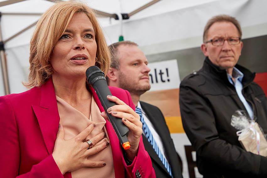 Klöckner: Jan Einig macht Neuwied stark für die Zukunft