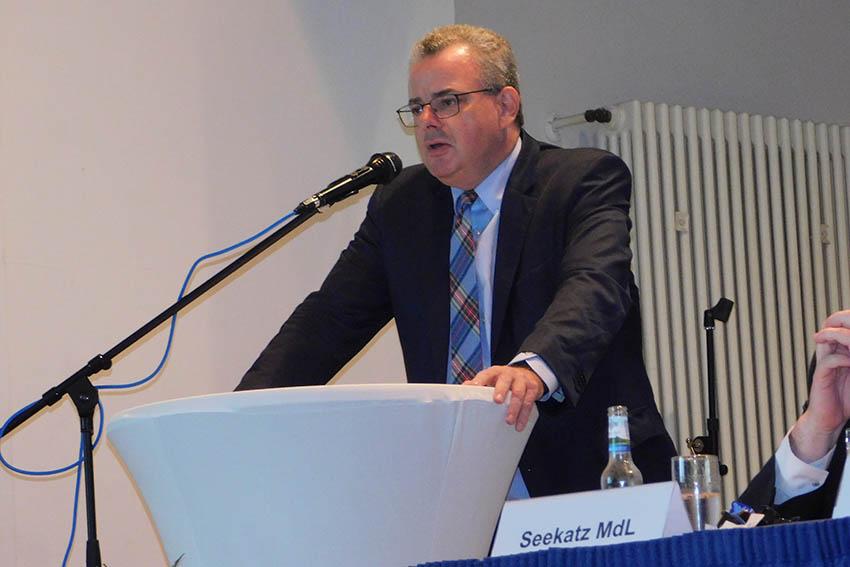 Dr. Nick mit 94 Prozent auf CDU-Kreisparteitag wiedergewählt