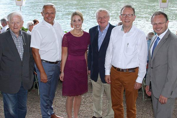 Sommerfest bei der Senioren Union Neuwied