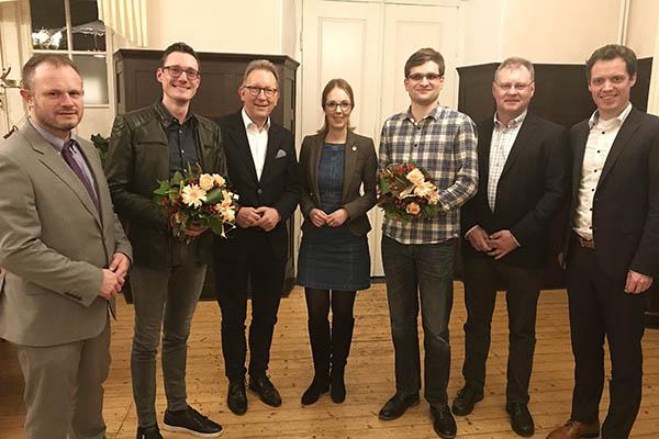 Neuwieder in CDU-Landesvorständen vertreten