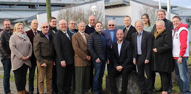 CDU Windhagen startet mit neuer Kandidatenliste ins Wahljahr