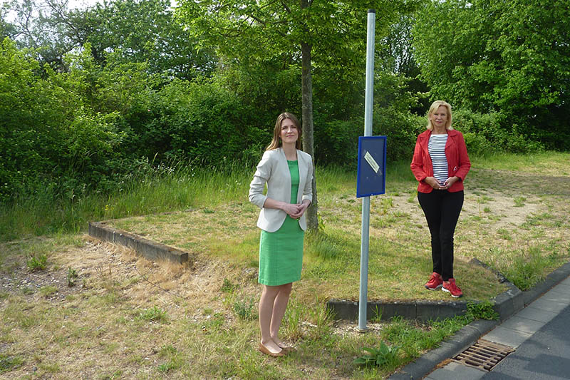 CDU fordert barrierefreie Bushaltestellen an der Kinzingschule