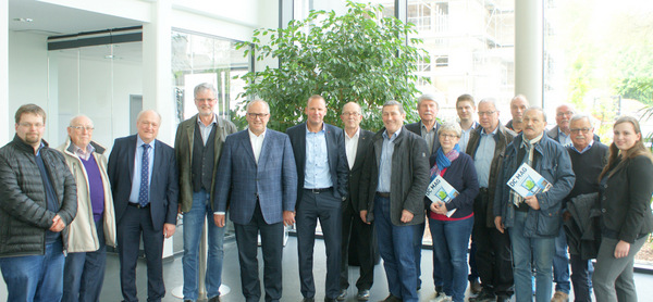 CDU besuchte Wallmenrother Data Center Group