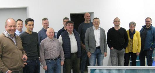 Auf Einladung von Martin Kessler besuchte die CDU-Fraktion im Verbandsgemeinderat von Daaden-Herdorf das mittelständische Unternehmen Kessler QMP in Friedewald. (Foto: CDU)