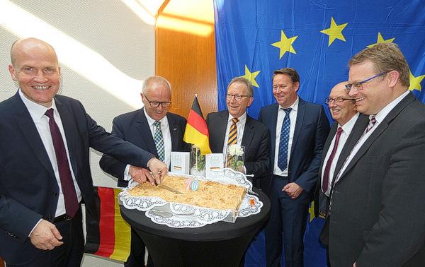 Kommunalpolitiker sind die wahren Helden: Kreis-CDU lud zum Grundgesetz-Geburtstag