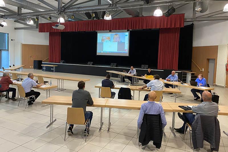 Vorstandssitzung des CDU-Gemeindeverbandes Asbach