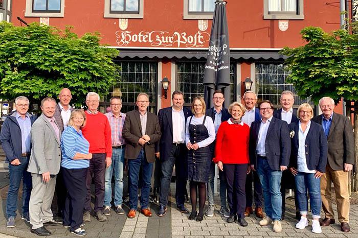 Michael Christ bleibt Fraktionsvorsitzender der CDU-Kreistagsfraktion