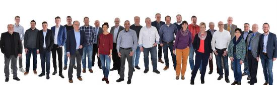 CDU in der VG Kirchen präsentiert Ratskandidaten und Themen