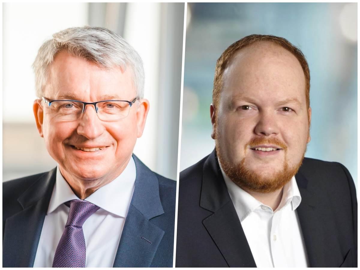 VG-Bürgermeisterwahl Kirchen: Kandidaten jetzt offiziell – Conrad (CDU) gegen Hundhausen (SPD)