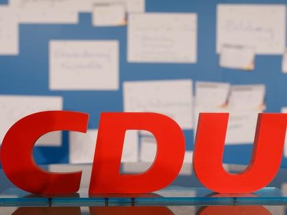 CDU-Bundesvorsitz: Votum der Kreismitglieder als Empfehlung