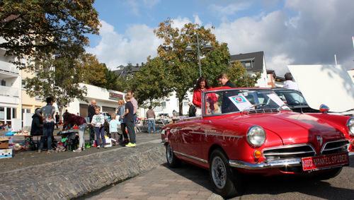 Bummeln, Shoppen, Schlemmen: City- und Brunnenfest in Höhr-Grenzhausen