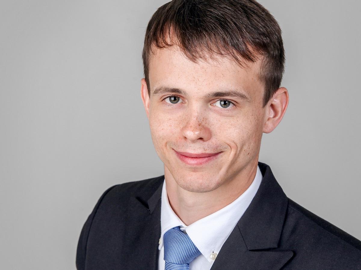 Kandidaten zur Bundestagswahl: Robin Classen (AfD)