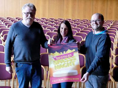Neues Comedy-Format startet in Betzdorf