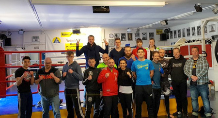 Neue Boxtrainer in der Region