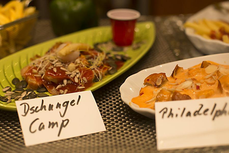 Currywurst-Fest: Teilnehmerrekord zum 70. Geburtstag