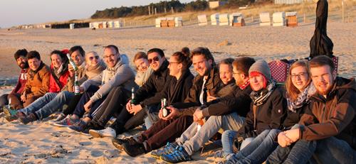 Jugendchor �Chorus live� probte in Cuxhaven