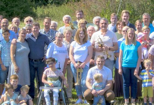 Gemeinde, das sind Menschen: 125 Jahre CVJM Bad Marienberg-Langenbach