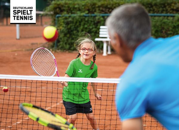 �Deutschland spielt Tennis�: Aktionstag bei der SG Westerwald