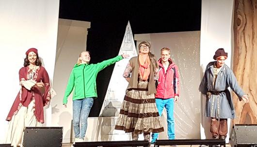 �Theater auf Tour� brillierte in Daaden