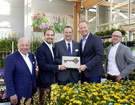 Garten-Center in Heiligenroth öffnet