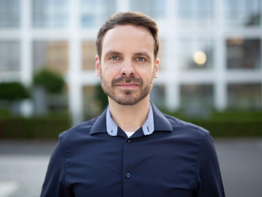 Kandidaten zur Bundestagswahl: Dennis Sturm (FDP)