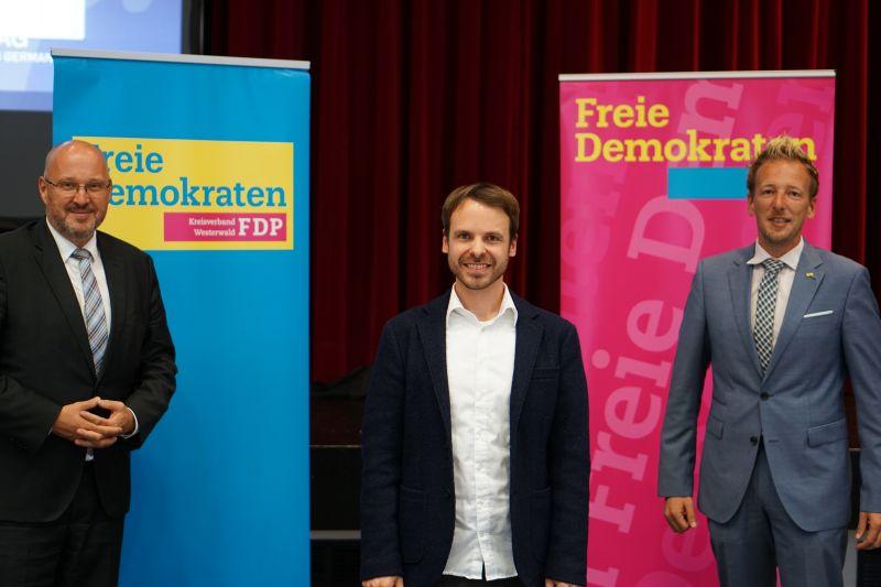 FDP stellt jungen Unternehmer als Direktkandidaten für Bundestagswahl auf