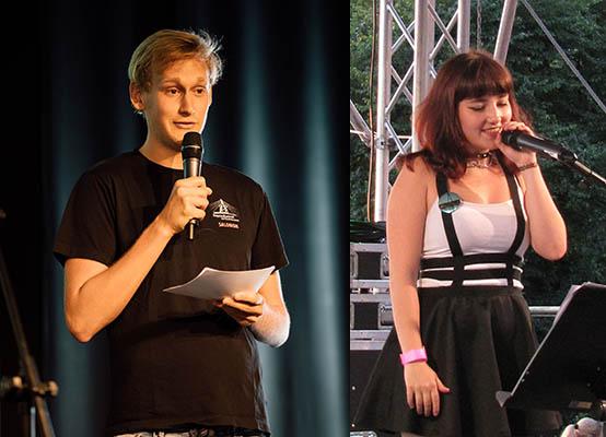 Jugendzentrum gibt Bühne frei für junge Künstler