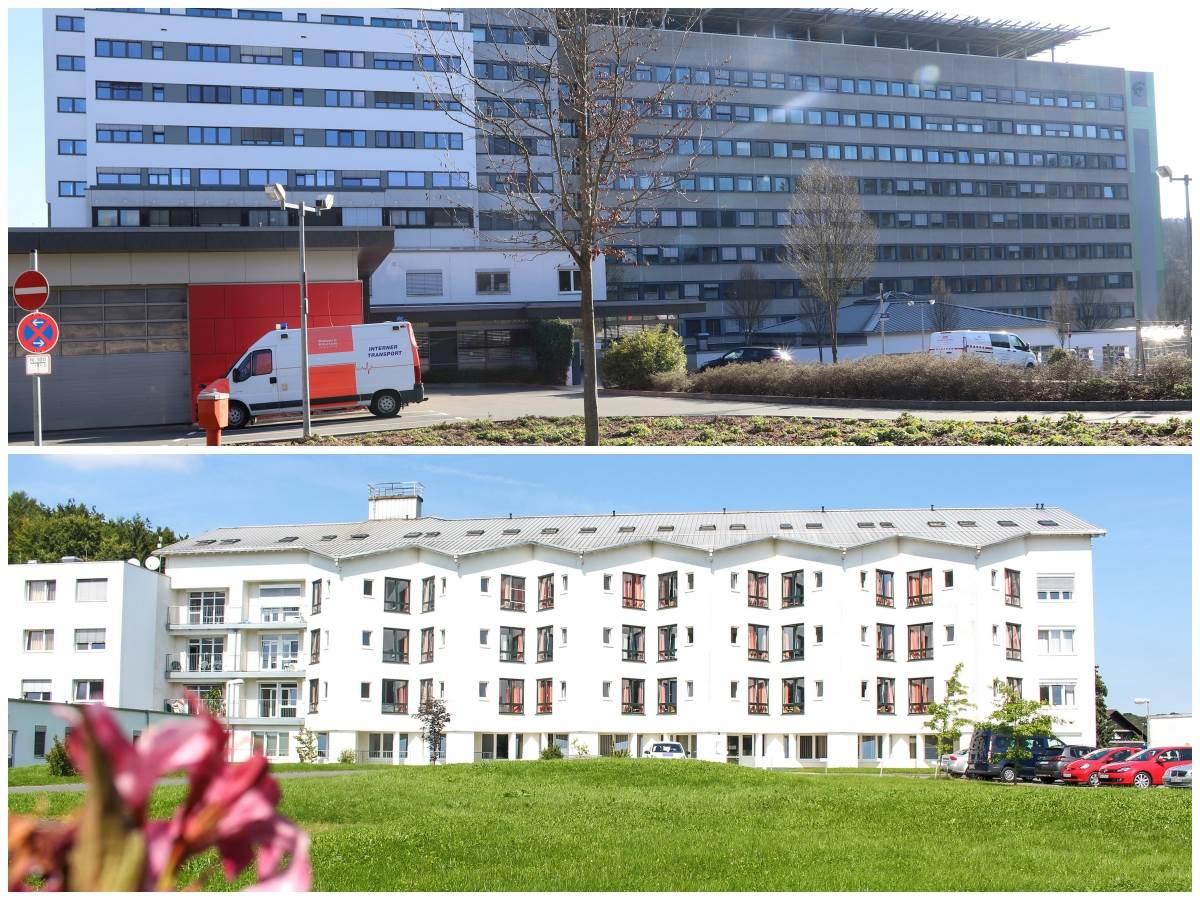 Diakonie-Krankenhäuser Siegen und Freudenberg: Besuche ab ersten Tag erlaubt