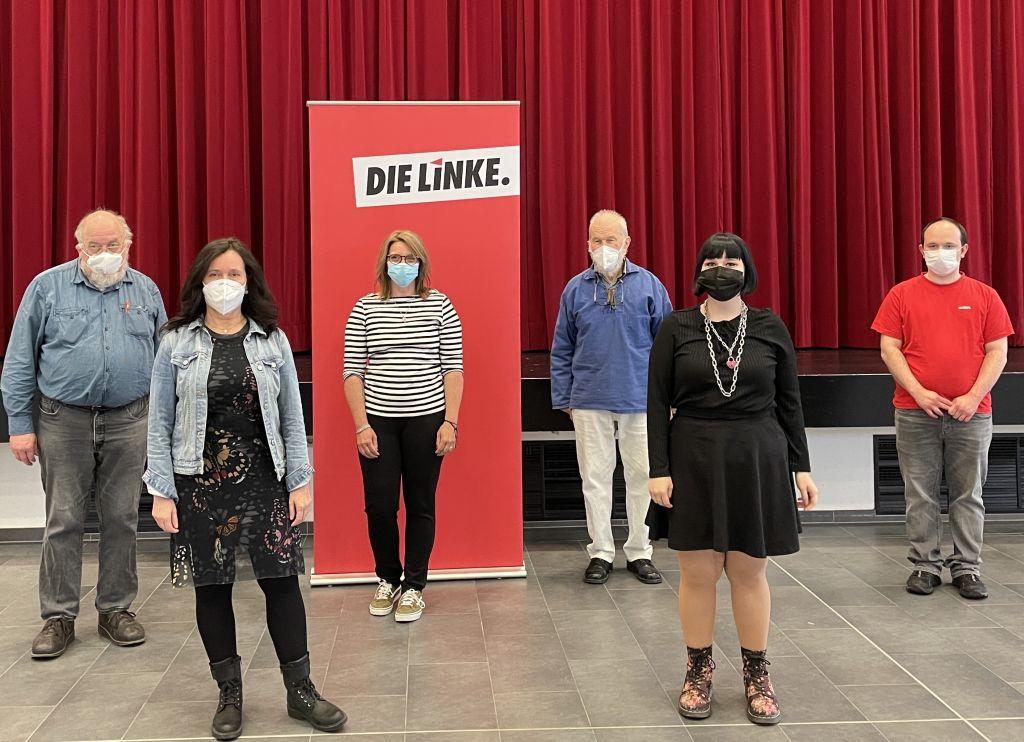 """Natalie Brosch Direktkandidatin für """"DIE LINKE."""""""
