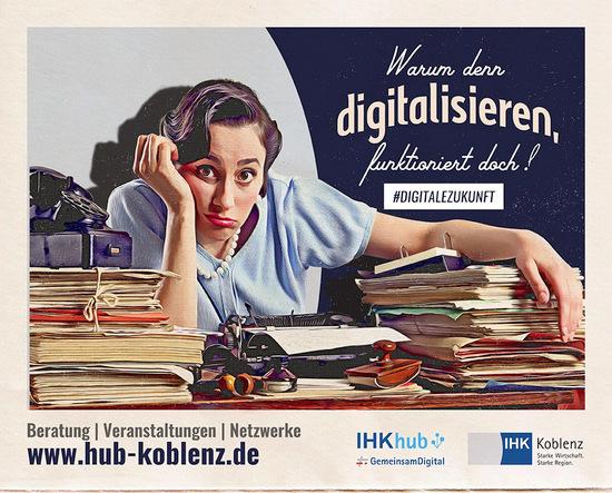 IHK Koblenz unterstützt Unternehmen beim digitalen Wandel