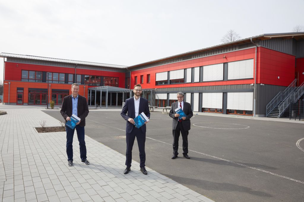 Verbandsgemeinde Montabaur treibt Digitalisierung der Schulen voran