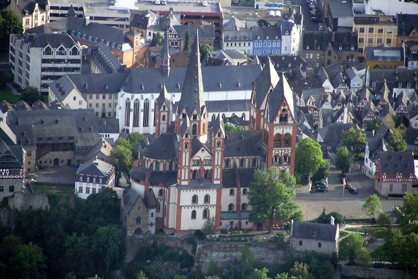 Dom Limburg. Symbolfoto