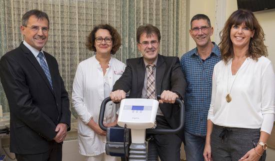 Krankenhaus-Förderverein stärkt kardiologische Abteilung