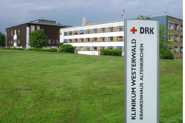 DRK-Krankenhaus Altenkirchen. (Foto: DRK/Archiv AK-Kurier)