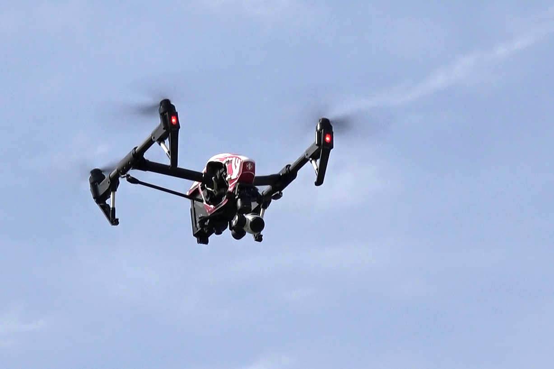 Drohnenabsturz in Buchholz - Eigentümer gesucht