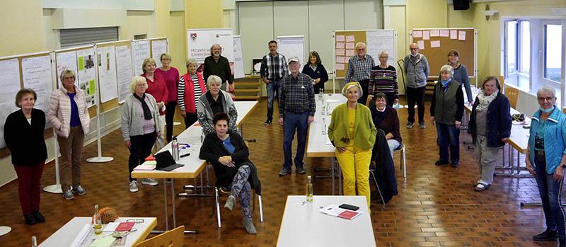 """Landesinitiative """"Ich bin dabei"""" – Workshops in Dürrholz"""